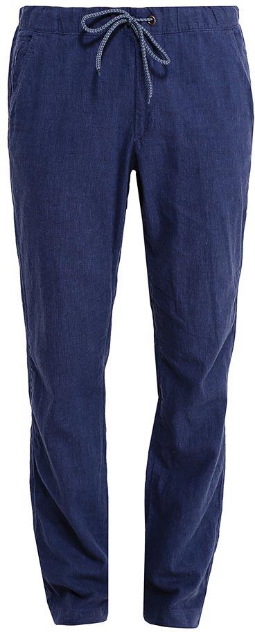 БрюкиP-215/536-7213Стильные мужские брюки Sela, изготовленные изо льна с добавлением хлопка, станут отличным дополнением гардероба. Брюки полуприлегающего кроя и стандартной посадки на талии имеют широкий пояс на мягкой резинке, дополнительно регулируемый шнурком. Модель дополнена двумя втачными карманами спереди и двумя прорезными карманами сзади.