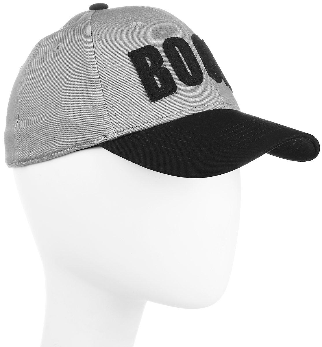 БейсболкаBY141026Модная объемная бейсболка с контрастным по цвету козырьком. Универсальный аксессуар для стильных молодых людей. Спандекс в составе ткани обеспечивает плотную посадку по голове.