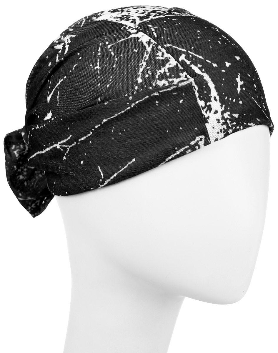 Повязка на головуPoY100246Повязка на голову из хлопка с полиэстером в яркой цветовой гамме. Размер универсальный. Различные варианты носки.