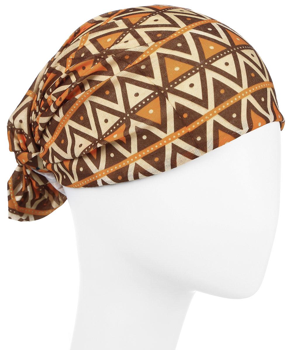 Повязка на головуPoY100239Повязка на голову из хлопка с полиэстером в яркой цветовой гамме. Размер универсальный. Различные варианты носки.