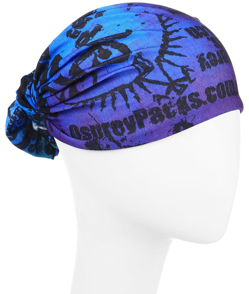 Повязка на головуPoY100220Повязка на голову из хлопка с полиэстером в яркой цветовой гамме. Размер универсальный. Различные варианты носки.