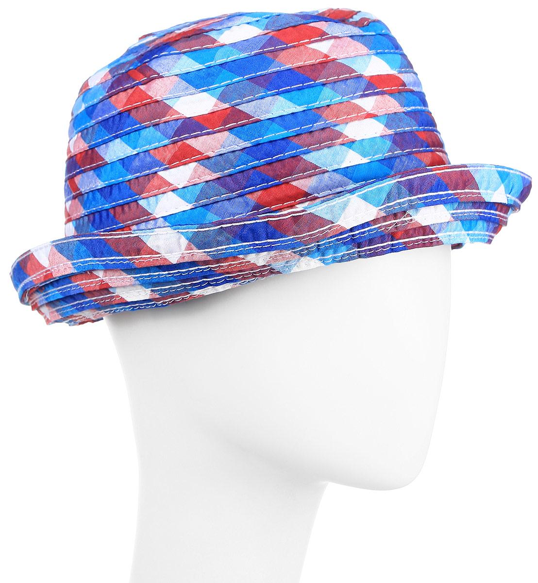 ШляпаHtY131005Яркая молодежная шляпа.