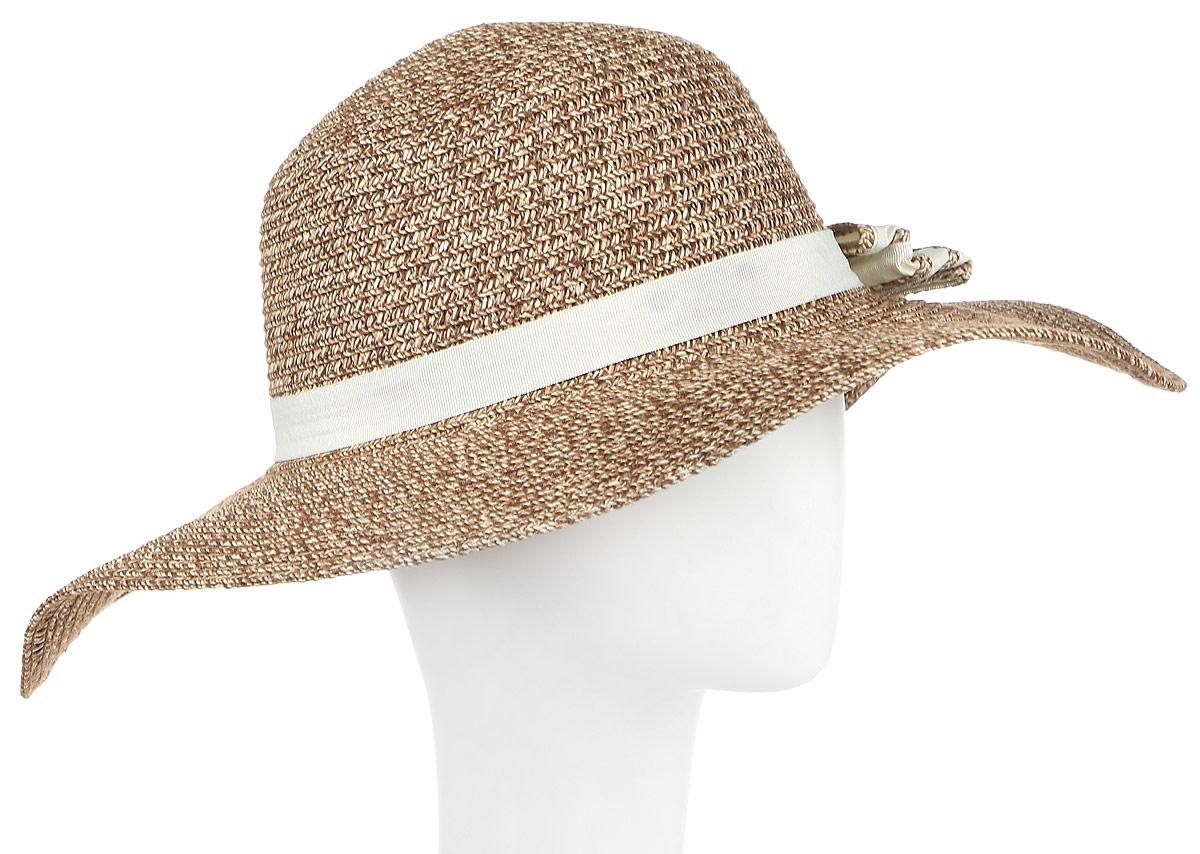 ШляпаHtW100272Модель с широкими полями.