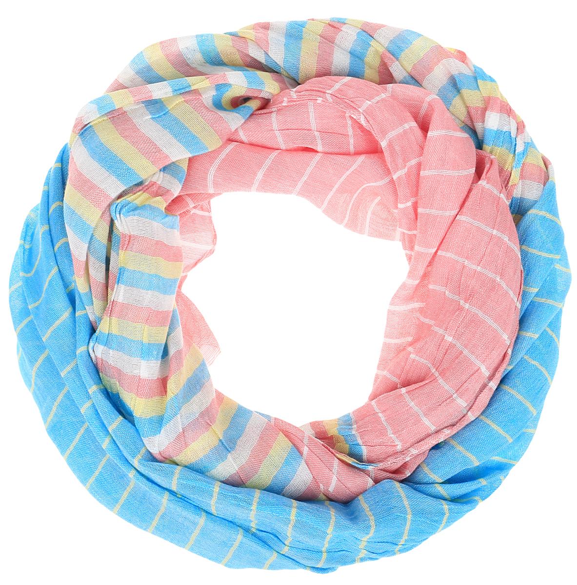 ШарфSkY131001Яркий шарф, отличное дополнение к образу.