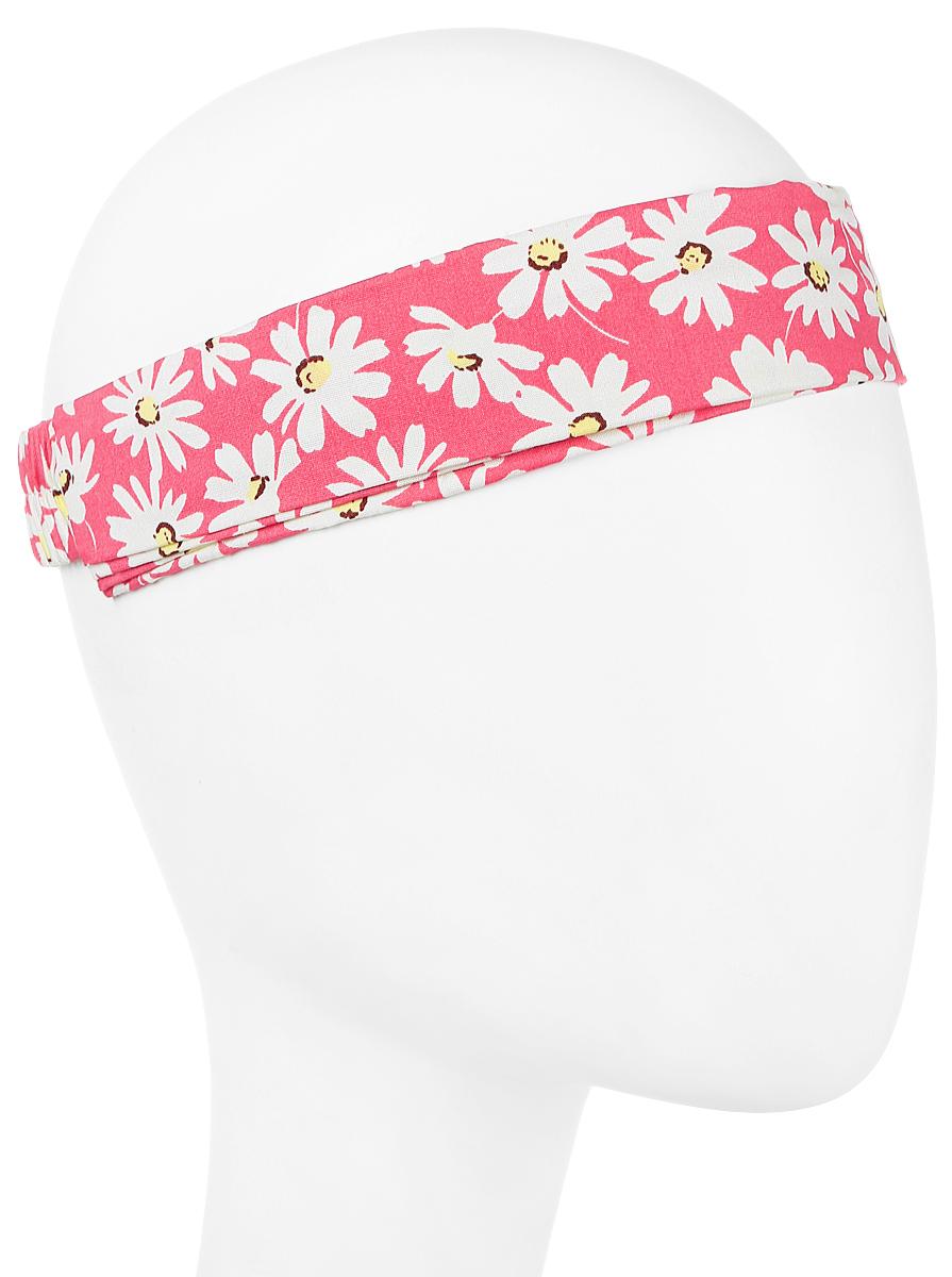 Повязка на головуPoW100255Повязка на голову из хлопка с полиэстером в яркой цветовой гамме. Размер универсальный. Различные варианты носки.