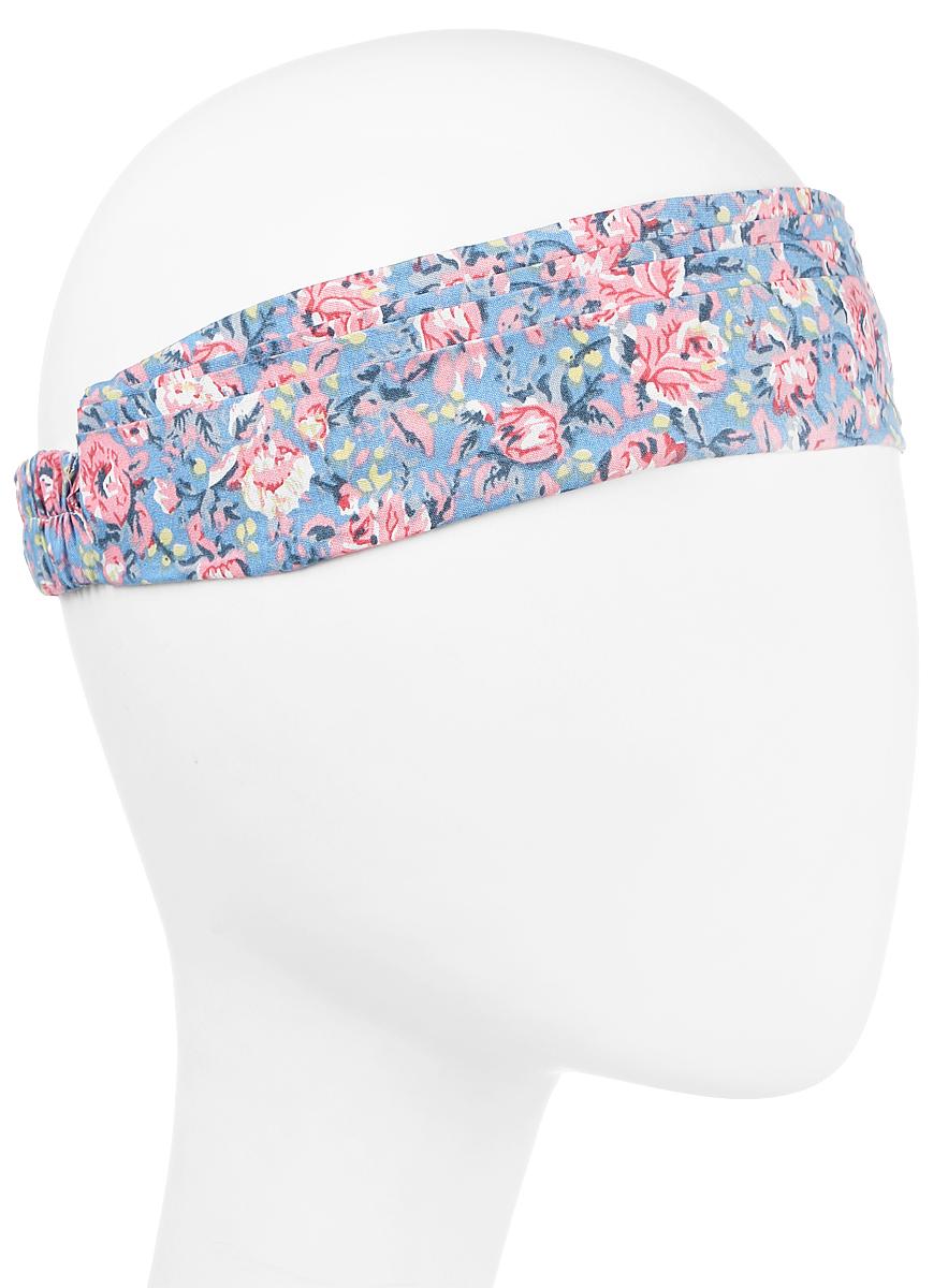 Повязка на головуPoW100254Повязка на голову из хлопка с полиэстером в яркой цветовой гамме. Размер универсальный. Различные варианты носки.