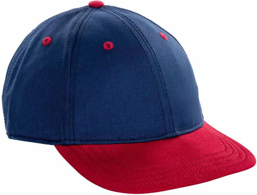 Бейсболка90-373-06-00Scusset Beach - классическая бейсболка приглушенного синего цвета от Goorin Bros. Сшита из шести клиньев хлопковой ткани, в которых имеются люверсы, для дополнительной вентиляции головы, отделанные контрастной нитью красного цвета. Передняя панель проклеена для придания жесткости. Кепка регулируется сзади, по охвату головы, кожаным ремешком. Козырек прошит и отделан снизу тканью кремового цвета, а сверху - красного, он достаточно мягкий, чтобы вы могли слегка изогнуть его и подстроить под свою форму лица, либо носите его прямым. Сзади, на ремешке, закреплен регулятор с эмблемой Goorin. Внутри головного убора пришита лента для удобной посадки. Сверху кепка украшена пуговкой. Длина козырька от передней панели - 6 см.