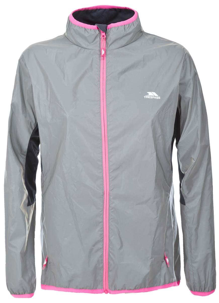 ВетровкаFAJKRAL20007Великолепная женская куртка для занятия велоспортом. Полностью светоотражающая.