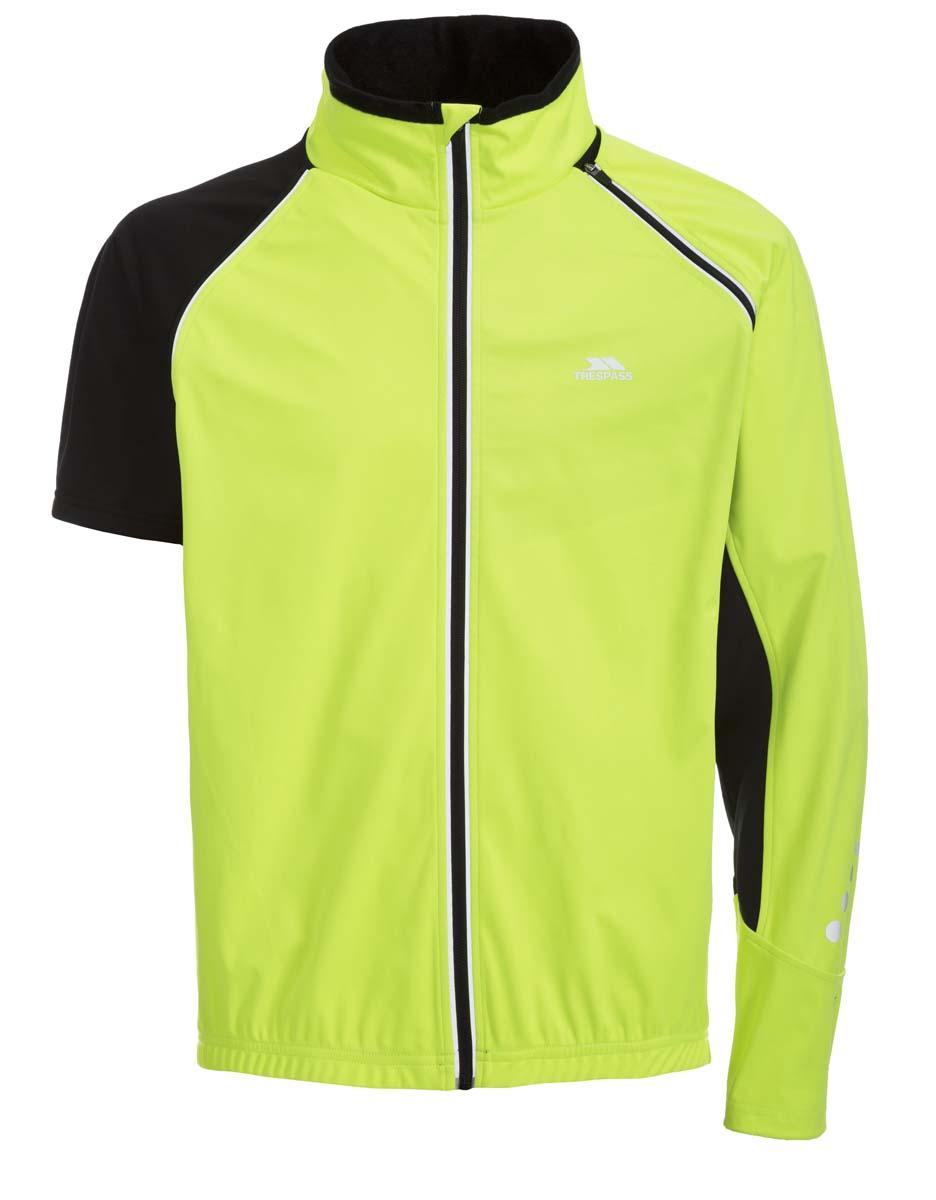 ВетровкаMAJKSSL20005Великолепная мужская куртка-трансформер из мембранного материала с показателями водонепроницаемости 3000мм, дышимости 3000г/м2/24ч для занятия велоспортом. Рукава отстегиваются.