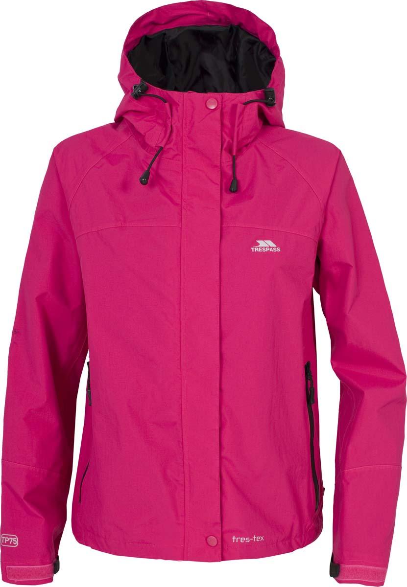 ВетровкаFAJKRAF20010Великолепная женская куртка из мембранного материала с показателями водонепроницаемости 5000мм, дышимости 5000г/м2/24ч для занятия спортом.