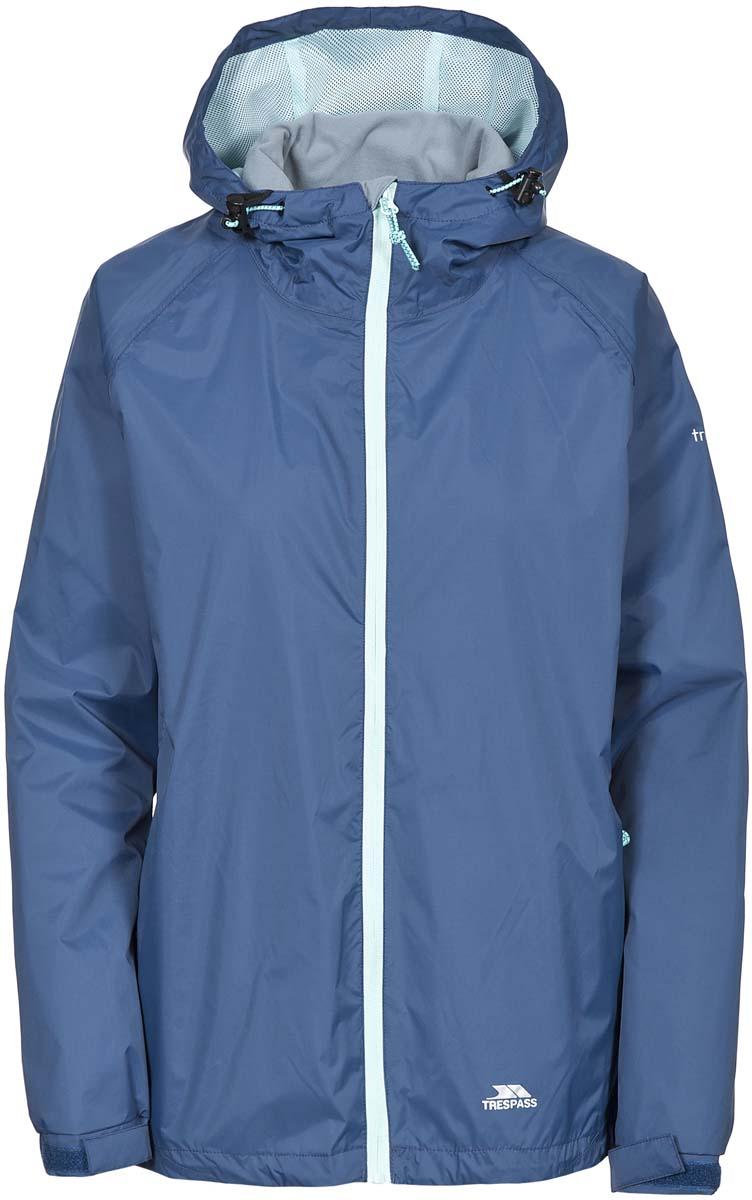 ВетровкаFAJKRAM10017Великолепная женская куртка из мембранного материала с показателями водонепроницаемости 5000мм, дышимости 5000г/м2/24ч для занятия спортом.