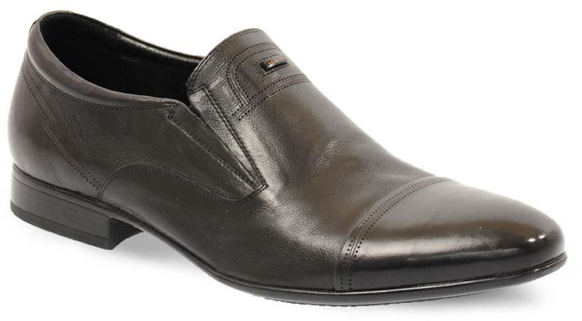 Туфли12-700-1Стильные мужские туфли от Vera Victoria Vito не оставят вас равнодушным! Модель выполнена из натуральной кожи и оформлена на мысе прострочкой. Стелька, выполненная из натуральной кожи, обеспечивает комфорт при ходьбе. Резинки обеспечивают оптимальную посадку модели на ноге. Подошва и каблук с противоскользящим рифлением. Туфли в классическом стиле станут прекрасным дополнением вашего образа.