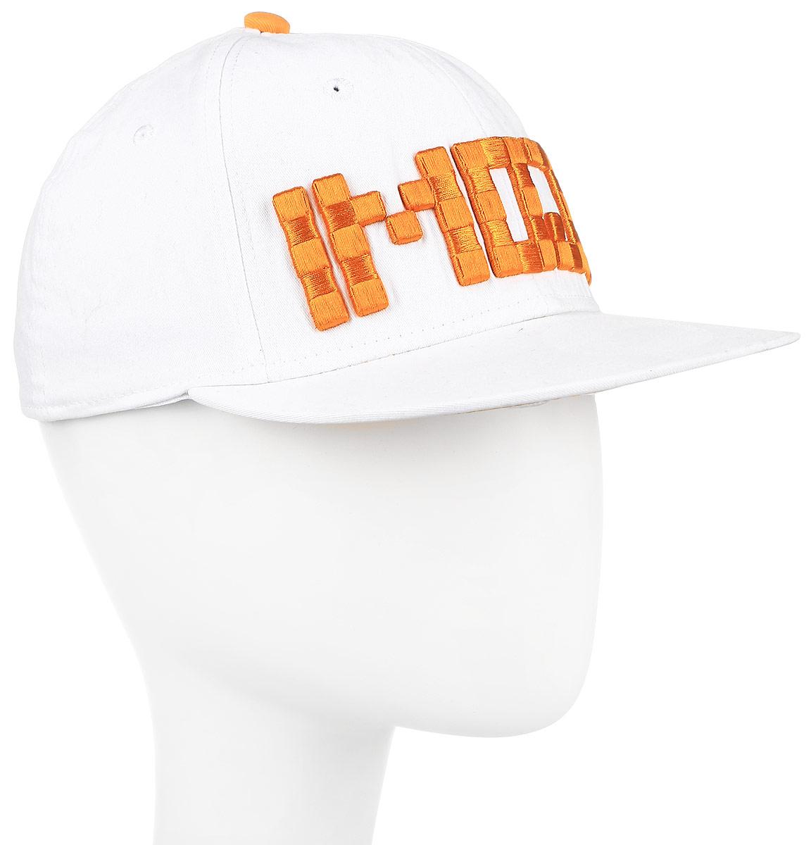 БейсболкаBY151006Модная, стильная молодежная бейсболка