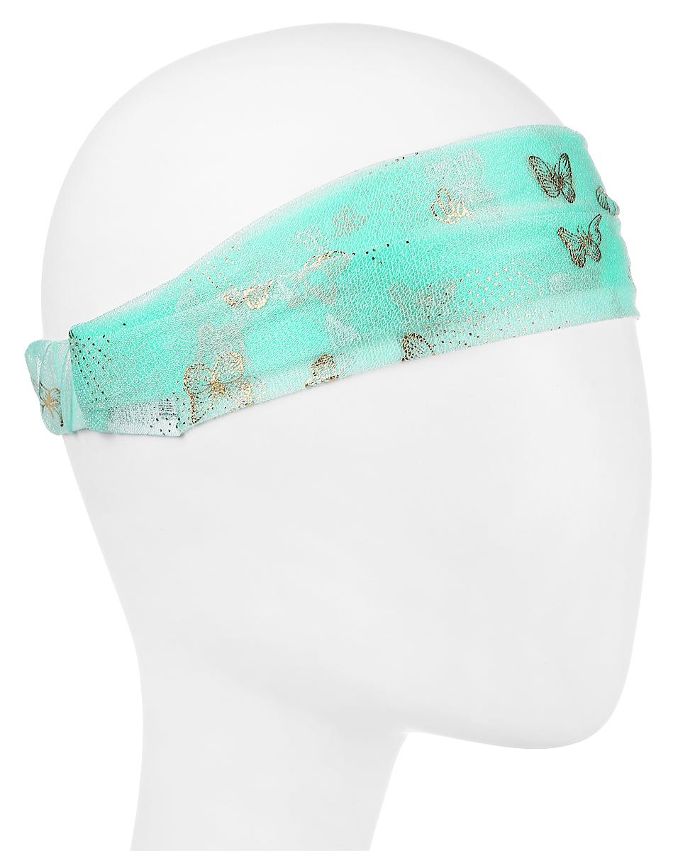 Повязка на головуPoW100277Повязка на голову из хлопка с полиэстером в яркой цветовой гамме. Размер универсальный. Различные варианты носки.