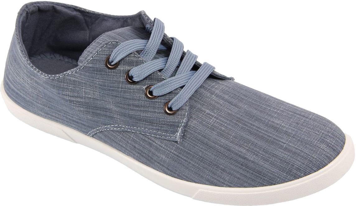 КедыJT9392-6Мужские кеды от In Step изготовлены из высококачественного текстиля. Модель надежно фиксируется на ноге при помощи классической шнуровки. Сплошная резиновая подошва обеспечивает равномерное распределение нагрузки по всей поверхности стопы.