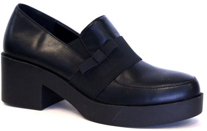 ПолуботинкиSP-XA0101-1 PU (SP-X01001-1)Модные женские полуботинки на массивном каблуке и подошве выполнены из искусственной кожи. Стелька выполнена из натуральной кожи.