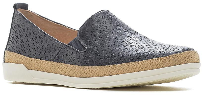 Туфли9-9-24201-28-855/208Стильные женские туфли, выполненные из натуральной кожи, отлично дополнят ваш образ. Внутренняя поверхность и стелька из текстиля и натуральной кожи обеспечат комфорт ногам. Подошва оснащена рифлением.