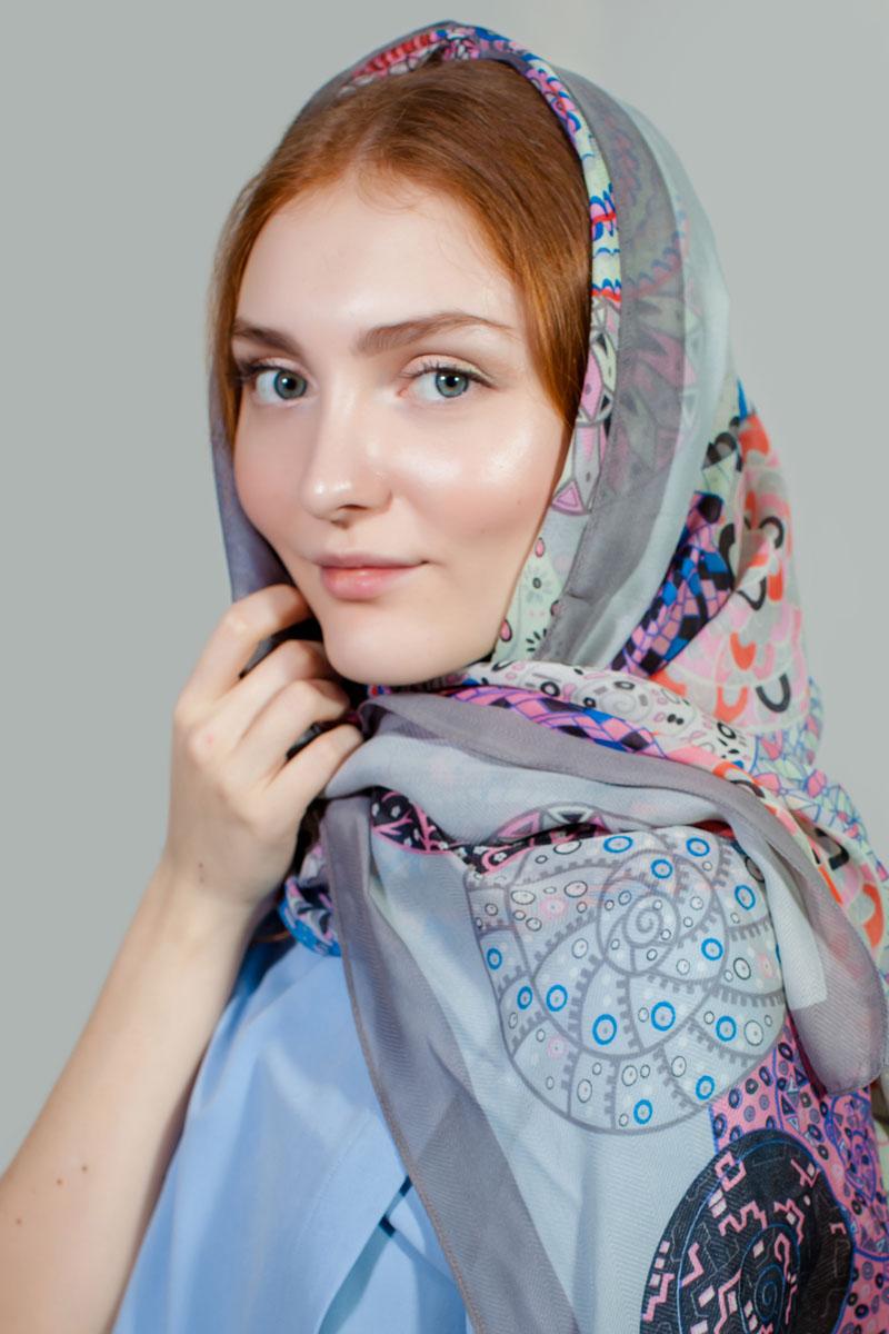 ПалантинYY-11730-24Яркий палантин Sophie Ramage изготовлен из качественной смесовой ткани. Модель оформлена оригинальным принтом. Изделия Sophie Ramage приятные на ощупь и подойдут к любому стилю.