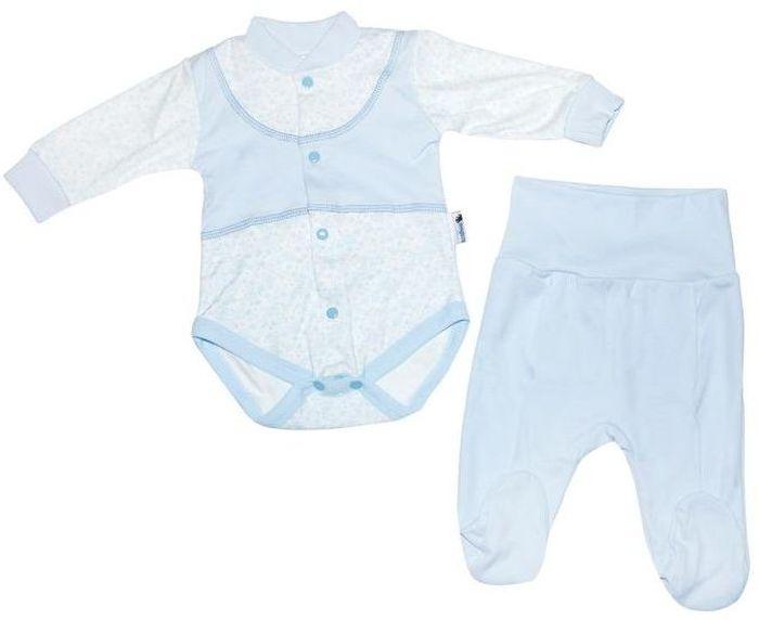 Комплект одежды33к-5197комплект состоит из боди и ползунков, 100% хлопок