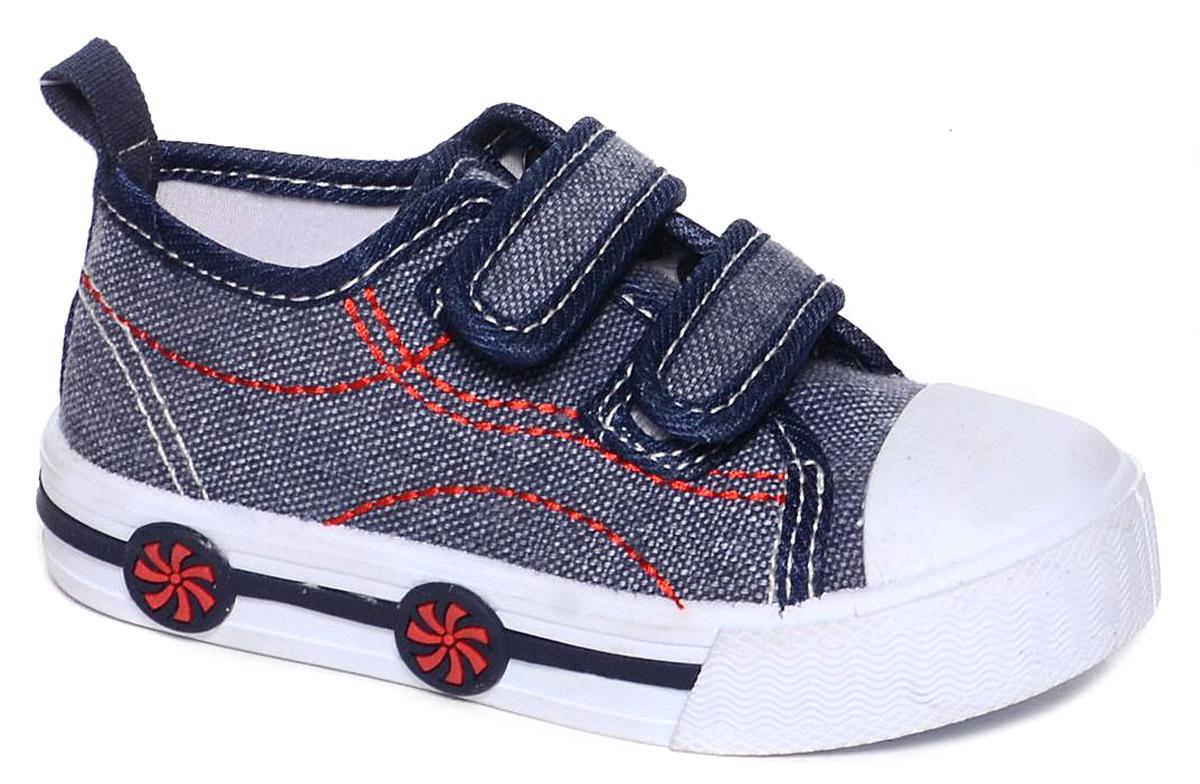 Кеды101194Стильные кеды от Mursu придутся по душе вашему юному моднику. Модель выполнена из качественного текстиля с оригинальным принтом. На заднике предусмотрена петелька для удобства обувания. Хлястики с липучками прочно закрепят модель на ноге. Подкладка и стелька из текстиля и натуральной кожи гарантируют комфорт при носке. Гибкая мягкая подошва обеспечивает идеальное сцепление с разными поверхностями.