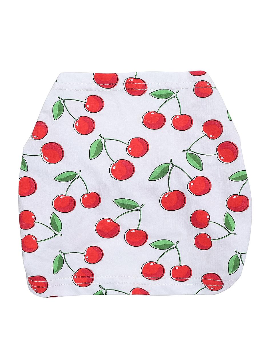 Повязка на голову детская714237Яркая повязка на голову для девочки Sweet Berry, изготовленная из качественного эластичного хлопка, защитит голову вашей малышки от солнца и сильного ветра. Модель оформлена модным принтом и дополнена мягкой эластичной резинкой для фиксации на голове. Уважаемые клиенты! Размер, доступный для заказа, является обхватом головы.