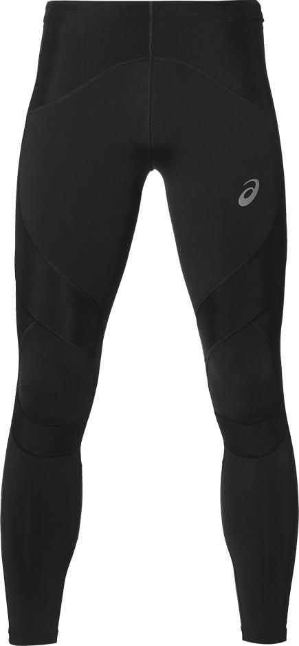 Тайтсы143628-0901Тайтсы для бега мужские Asics Leg Balance Tight изготовлены из высококачественного нейлона и спандекса, они великолепно тянутся. Обтягивающие тайтсы дополнены широкой эластичной резинкой на талии.