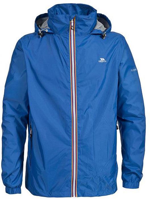ВетровкаUAJKRAL10002Великолепная куртка из мембранного материала с показателями водонепроницаемости 5000мм, дышимости 5000г/м2/24ч для занятия спортом. Убирается в компактный чехол. Небольшой вес.