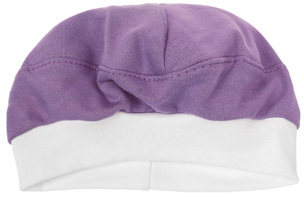 Берет детский14-585Берет для девочки СовенокЯ изготовлен из натурального хлопка. Модель выполнена с эластичной текстильной резинкой контрастного цвета. Уважаемые клиенты! Размер, доступный для заказа, является обхватом головы.