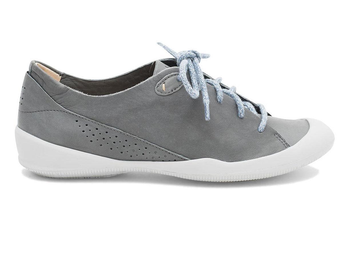 КедыVESPPER-C7202Кожаные ботинки на шнуровке с узким мыском. Легкие и комфортные.