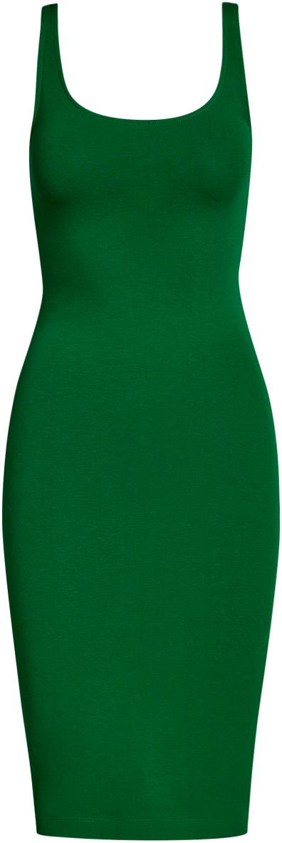 Платье14015007-2B/47420/2000MПлатье-майка трикотажное