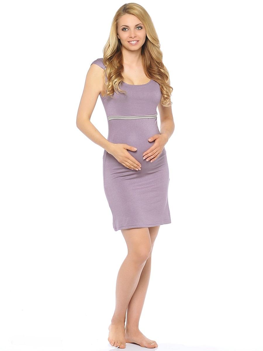 Ночная рубашка180135Женственная сорочка для беременных и кормящих женщин, выполнена из мягкого, трикотажного полотна. Сорочка без рукавов, приталенного силуэта, с уникальным секретом кормления. Для удобного кормления достаточно приподнять кокетку, и с комфортом покормить малыша. Сорочка декорирована контрастными: бейкой по низу лифа и перепонками. Комфортный секрет кормления, приятная цветовая гамма, нежная ткань - сделают сорочку любимой вещью вашего гардероба.