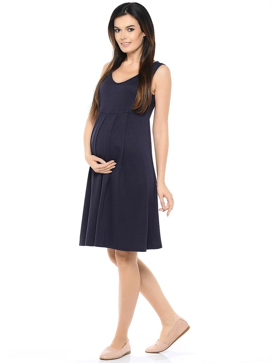 Сарафан300306Сарафан для беременных, с V-образным вырезом горловины. Модель с высокой отрезной кокеткой, свободного кроя от неё, струящиеся складки создают простор для растущего животика, а после беременности скрывают временные несовершенства. Женственная модель в нейтральных тонах сочетается с любыми блузками, футболками и водолазками, позволяя создавать различные образы на каждый день, в зависимости от ситуации и настроения.