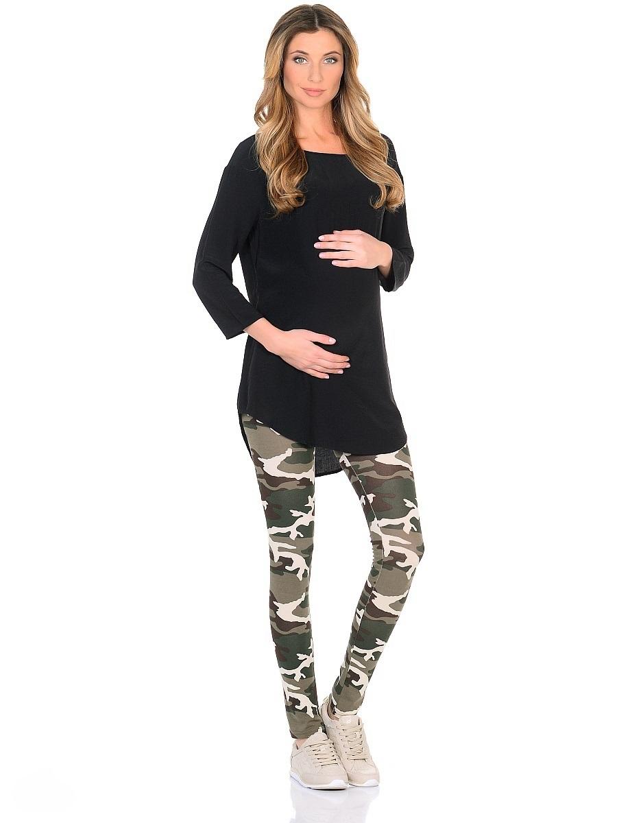 Леггинсы104128Модные леггинсы для беременных в стильной камуфляжной расцветке. Комфортные и приятные к телу, с низкой посадкой под живот и регулируемой резиночкой в поясе, они хорошо садятся по фигуре в любой период беременности и после. Защитный окрас в стиле милитари украшает, интересно смотрится на женской фигуре, даже в комбинировании со строгими предметами гардероба, так как необычное сочетание придает образу изюминку, подчеркивает особый вкус и индивидуальность.