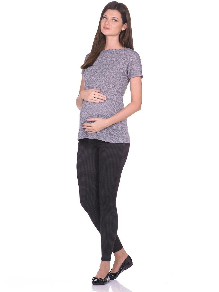 Брюки103128Стильные и комфортные брюки для беременных с трикотажной кокеткой для животика, и регулируемой резиночкой в поясе. Брюки с задними накладными карманами, зауженные к низу, они мягко облегают фигуру обеспечивая отличную посадку, не сковывают движений, трикотажная кокетка создаёт комфорт для животика по мере его роста. Модель в современной расцветке нейтральных оттенков, сочетается со многими предметами одежды и обуви, подходит на протяжении всего срока беременности и после него.
