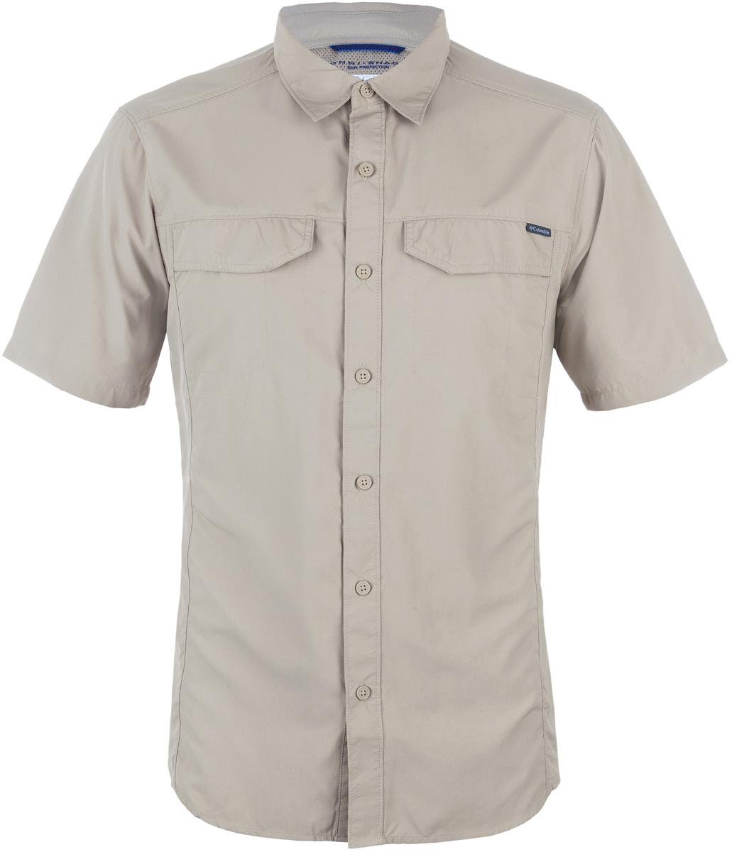 Рубашка1441661-265• Omni-SHADE UPF 50 защита от УФ-лучей • Omni-WICK • Дополнительная вентиляция Regular Fit