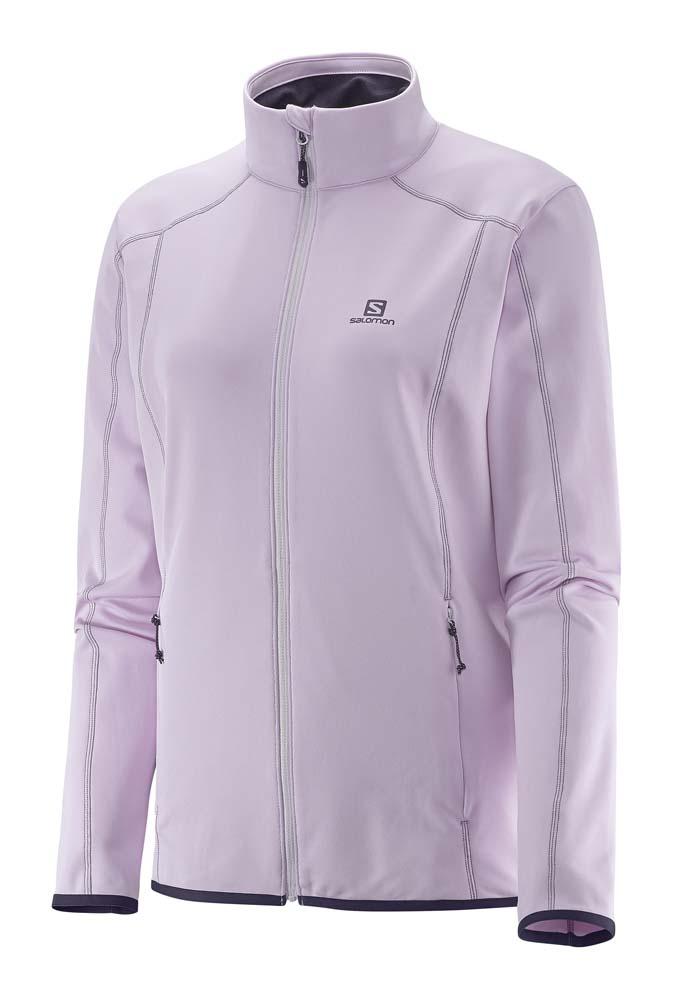 ВетровкаL39269900Легкая куртка Agile Jacket стильно выглядит и защищает от ветра.