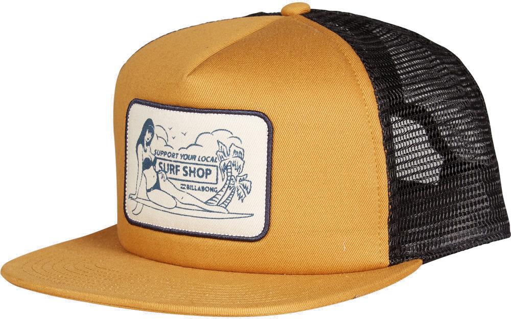 Бейсболка3607869369032Классическая кепка дальнобойщика готова отправиться с Вами в самые дальние и непредсказуемые путешествия. Сетка сзади обеспечивает отличную вентиляцию. Прямой козырек, нашивка с принтом спереди