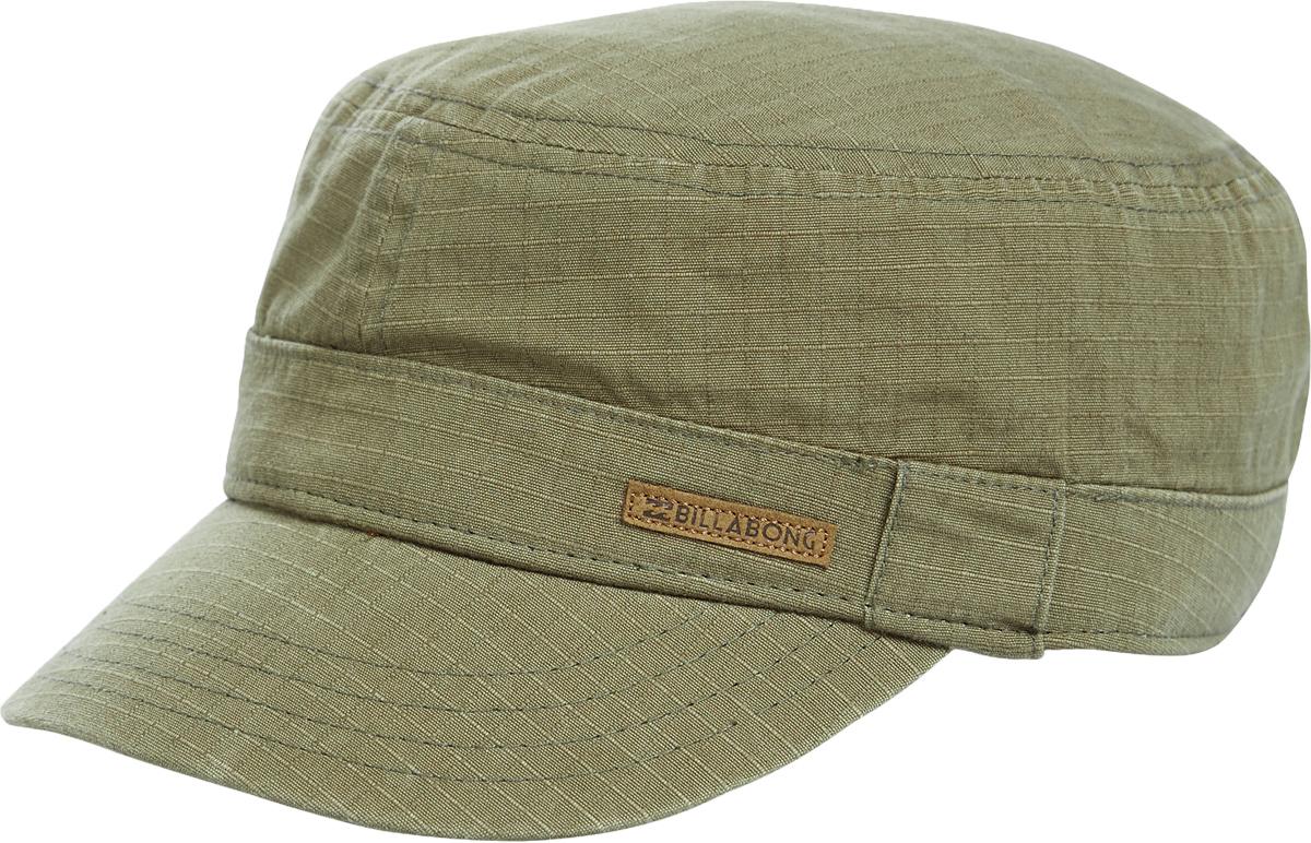 Кепка3607869125386Получите дозу избыточного стиля. Эта военная кепка имеет утилитарный дизайн и кожаную нашивку спереди.