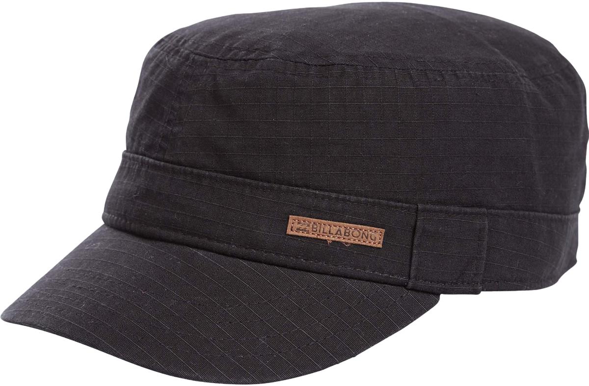 Кепка3607869125409Получите дозу избыточного стиля. Эта военная кепка имеет утилитарный дизайн и кожаную нашивку спереди.