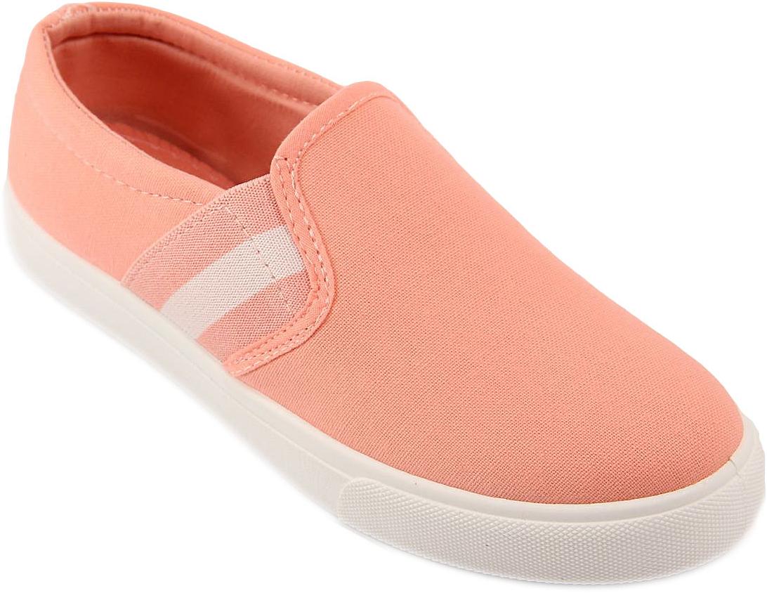 СлипоныA204-3Стильные женские слипоны от In Step выполнены из высококачественного текстиля. Подошва из ПВХ устойчива к изломам. На подъеме модель дополнена эластичными вставками для удобства надевания. Аккуратно смотрятся на ноге, комфортно носятся.