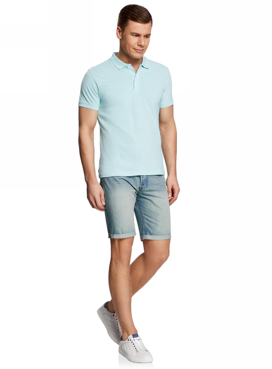 Шорты6B220012M/35771/7000WШорты джинсовые базовые