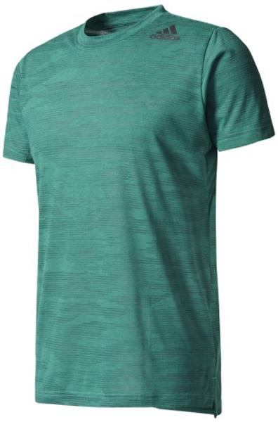 ФутболкаBK6105Мужская футболка для тренировок с технологией climacool, способствующей быстрому выведению влаги с поверхности тела.
