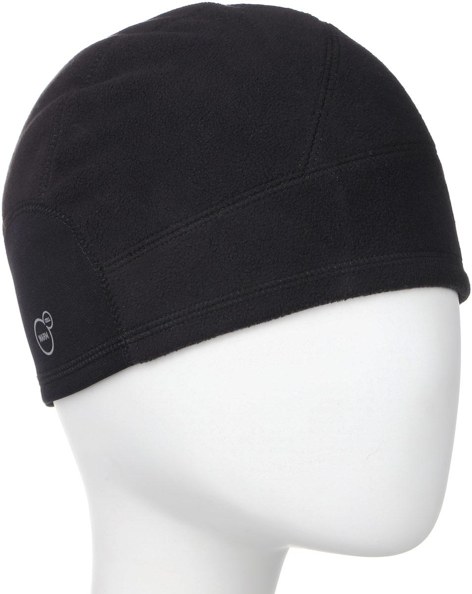 Шапка021065_01Спортивная шапка изготовлена из плотного и приятного на ощупь двухслойного трикотажа с использованием высокофункциональной технологии warmCell, которая благодаря дышащим свойствам материала удерживает тепло и сохраняет оптимальную температуру вашего тела даже в холодную погоду. Плоские швы и неопреновая эластичная вставка сзади обеспечивают полный комфорт в носке, отличную посадку и оптимальную защиту от холода. Спереди шапка украшена логотипом Puma из светоотражающего материала, нанесенным методом термопечати, а также снабжена логотипом warmCELL сзади.