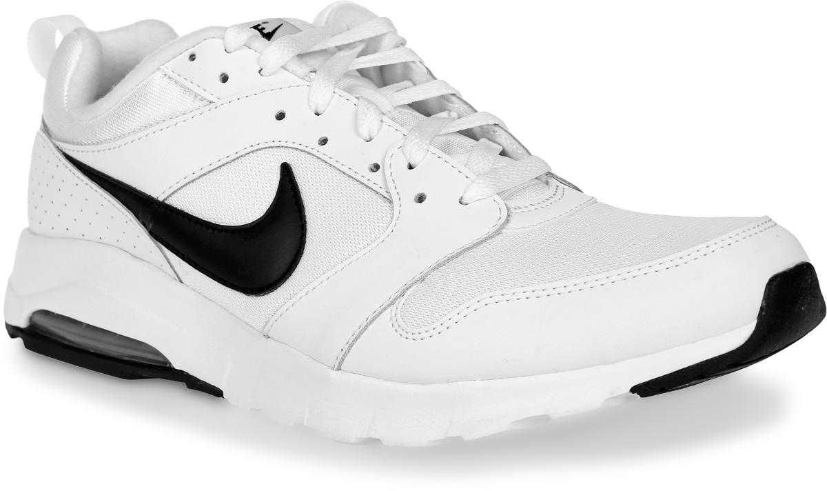 Кроссовки819798-100Кроссовки Am 16 от Nike выполнены из текстиля, натуральной и искусственной кожи. Подкладка и стелька из текстиля комфортны при движении. Шнуровка надежно зафиксирует модель на ноге. Подошва дополнена рифлением.