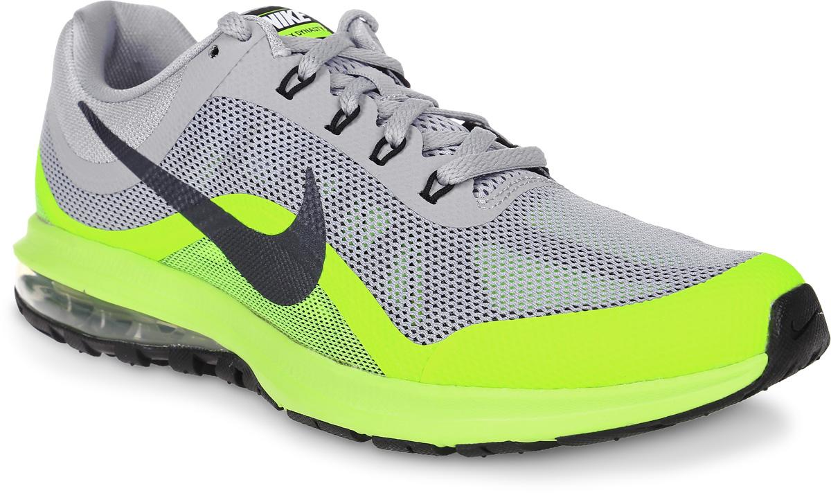 Кроссовки852430-008Мужские беговые кроссовки Nike Air Max Dynasty 2 с минималистичной современной конструкцией обеспечивают комфорт от носка до пятки. Амортизирующая вставка Max Air в подошве из пеноматериала обеспечивает мягкость и поддержку, а эластичные желобки отвечают за плавность движений во время бега. Вставка Max Air в области пятки обеспечивает надежную защиту от ударных нагрузок. Шнурки с интегрированными нитями Flywire для регулируемой поддержки. Мягкая подошва из пеноматериала обеспечивает оптимальную амортизацию без утяжеления. Полноразмерные вставки из сетки обеспечивают невесомую поддержку и удобную плотную посадку. Вафельная подметка из прочной экологичной резины обеспечивает уверенное сцепление на любых поверхностях.
