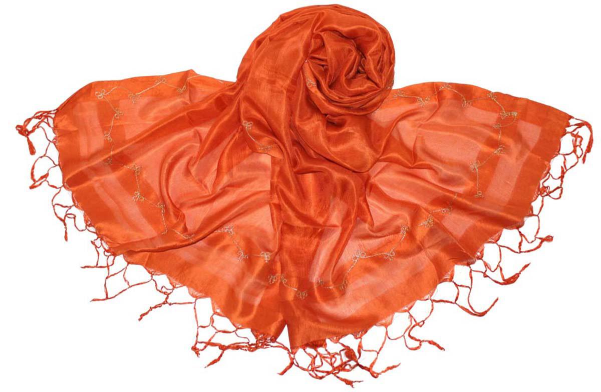 Шарф916225Изготавливается из натурального сырья с использованием натуральных красителей