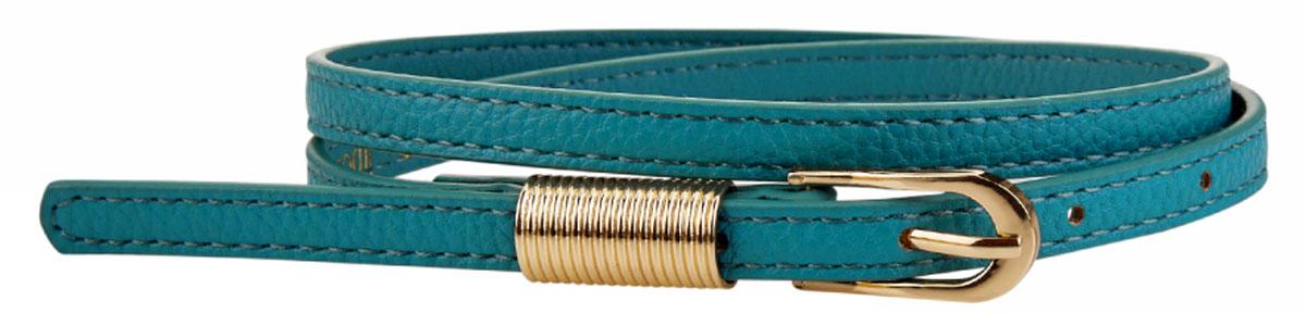 Ремень45100055/32793/6C00NРемень узкий из искусственной кожи с металлическим декором