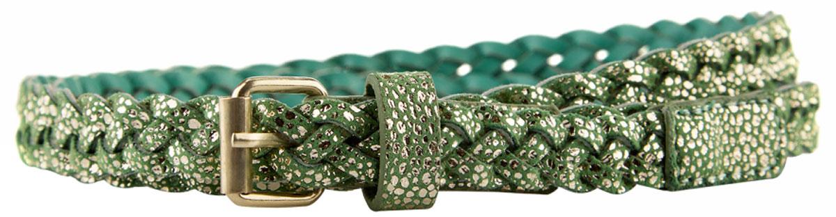 Ремень45102176/33205/4500XРемень плетеный из искусственной кожи