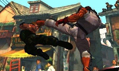���� � ���� ��� Street Fighter x Tekken!
