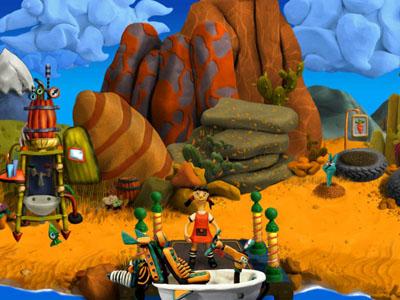 Танита: Морское Приключение